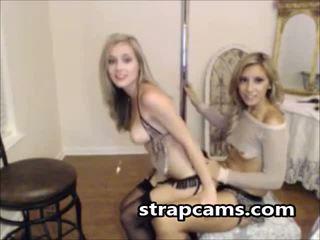 webcams, mehr lesbisch, masturbation