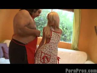 Ron jeremy fucks another pretty blonde girl