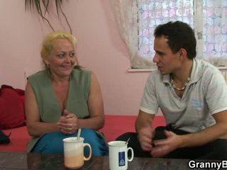 blondjes neuken, grootmoeder, ideaal oma seks