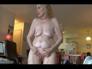 Príťažlivé babka: zadarmo vyzreté & chlpaté porno video e5