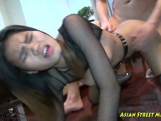 Deep Thai Throat Convulsions