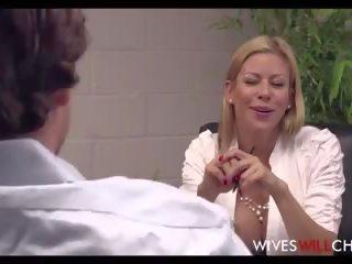 blondjes scène, grote borsten video-, ideaal grote tieten vid
