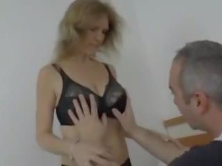 controleren grannies tube, vers saggy tits