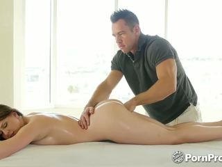 PornPros - Delilah Blue spreads her long legs to take a pounding