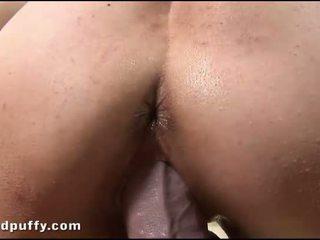 orgasm fuck, clitoris fucking, shaved pussy thumbnail