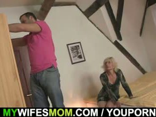 Oh mijn god! u neuken mijn mam!