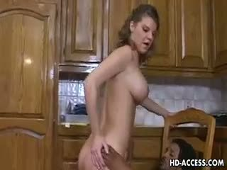 Sexy kayla quinn loving i madh kokosh