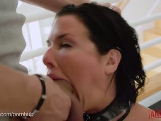 ANALIZED - Veronica Avluv's MILF Ass Double Stuffed With Cock - Porn Video 991