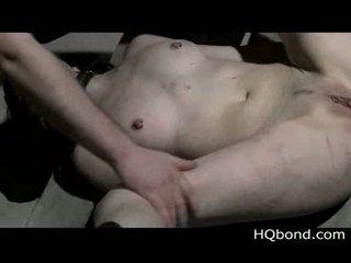 echt brunette, doorboord porno, kindje