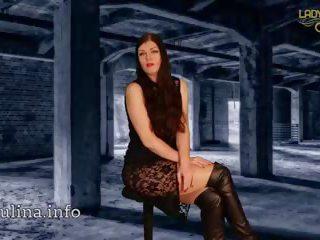 vernedering neuken, femdom, minnares video-
