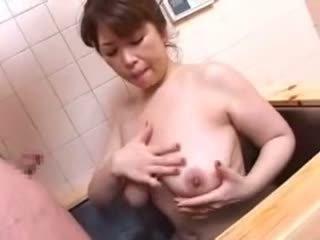 japanisch, japan beobachten, mehr mütter und jungen voll
