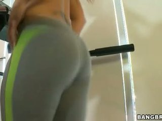 hottest tits fun, gym, all milf real