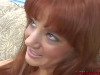 ideal huge tube, see bbc film, most redhead