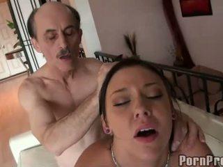 Flexible young slut