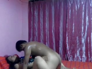 Indonesian Young Couple Having Fun, Free Porn 89