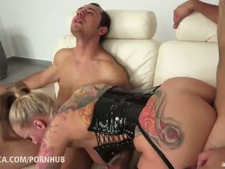 Mexicans fuck big tiited sexy russian Kayla Green!