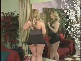 all booty new, all lesbian fun