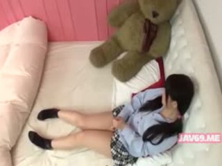 Ładniutka napalone koreańskie dziewczyna having seks