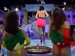 Tiếng ý tv chương trình - tutti frutti - kandidatin sabine
