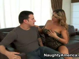 Sevimli joystick penetrates porno star esperanza gomez