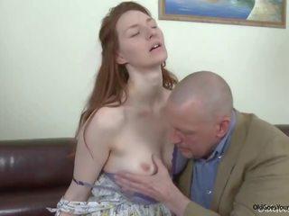 reality thumbnail, check blowjob clip, full redhead
