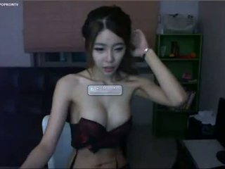 webcam scène, broodmager, koreaans