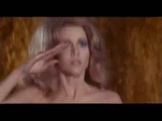 groot blondjes scène, kijken beroemdheden neuken