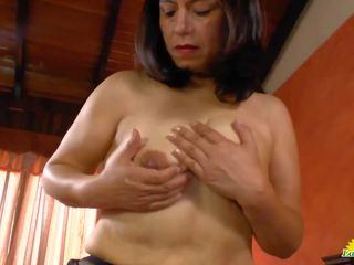 Latinchili luxurious ティッツ の anabella プッシー toying: ポルノの fb