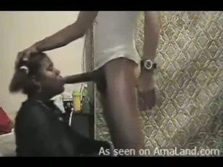 Ebony BBW GFs Love to Suck!