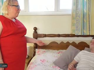 Agedlove küpsemad ilusad suured naised lexie perses poolt sam bourne: hd porno 2f