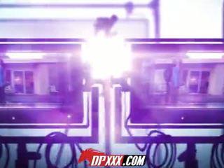Digital playground - x-ray porr glasögon
