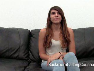 ideaal cum video-, groot auditie porno, kijken broodmager klem