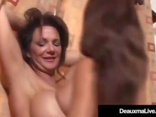 brunette video-, u grote tieten neuken, groot lesbisch