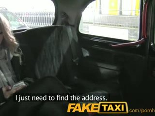 groot blondjes, beste taxi tube, vol cumshot thumbnail