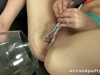 Ebenholz Solo Orgasmus Dildo