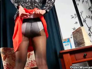 any cougar film, quality gilf video, ideal tights sex