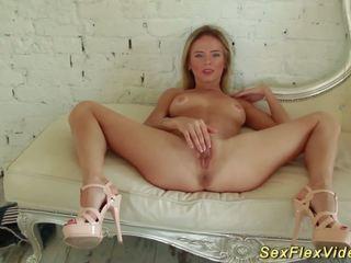 Flexi paauglys stretching jos kūnas, nemokamai paauglys kūnas hd porno 3c