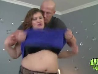 brunette fuck, nice chubby channel, hottest bbw fuck