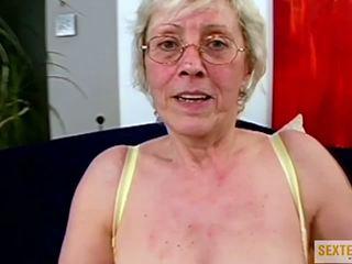 grannies, gammel + young, interracial, hd porno