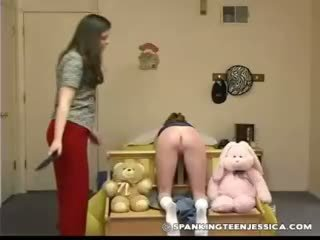 hot booty, spanked channel, 19