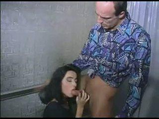 Padre joder hija antes ella ir fuera