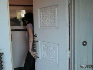 Karlie Montana Seeks Shelter Zoey Holloway Provides