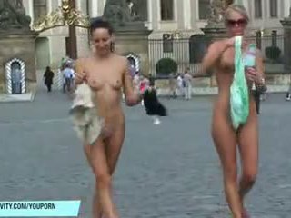 flashing, nice public porn, great outdoor clip