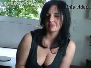 Chubby undressing voyeur