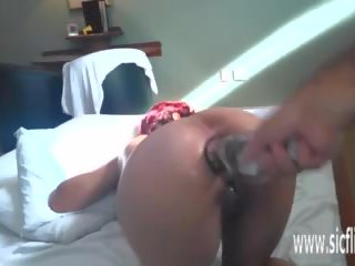 Anal Fisting and Whiskey Bottle Penetration: Free Porn 53