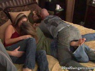 nice group sex fucking, fresh swing, amateur video