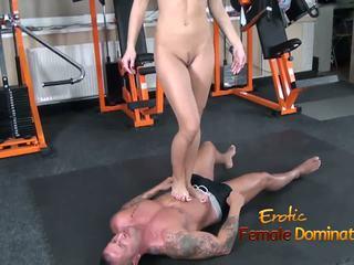 fuß-fetisch frisch, masturbation, domina nenn