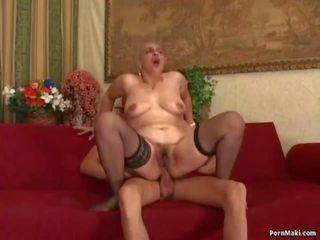 Granny loves suur munn, tasuta suur granny porno 3f