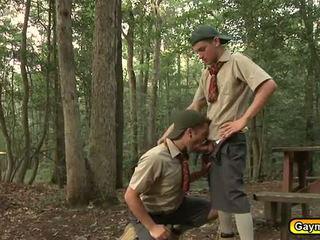 Buzi scouts loves fasz és anális fasz
