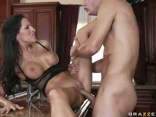 Kortney Kane Hot Wife Cowgirl Fu...
